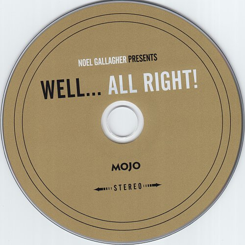 Mojo - Well... All Right! (2011)