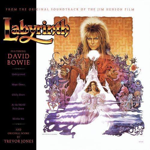 Labyrinth - Soundtrack Of The Film Featuring David Bowie (1986)