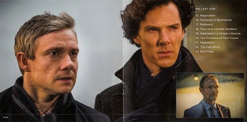 David Arnold & Michael Price - Sherlock (2014)