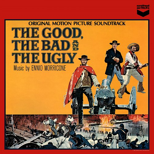 Ennio Morricone - The Good, The Bad And The Ugly / Хороший, Плохой, Злой  [Soundtrack] (1968)