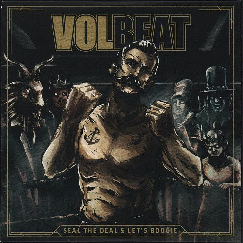 Volbeat - Seal The Deal & Let's Boogie (2016) 2LP + CD