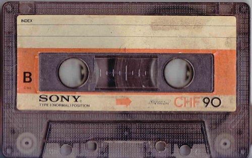 Аудиокассета SONY CHF90