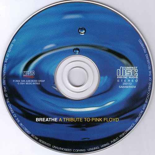 VA - Breathe. A Tribute to Pink Floyd (2004)
