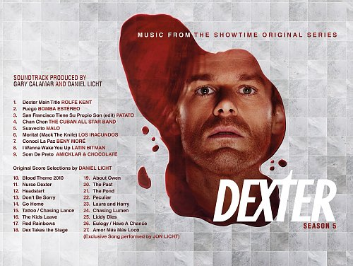 Daniel Licht & Various Artists - Dexter (2011)