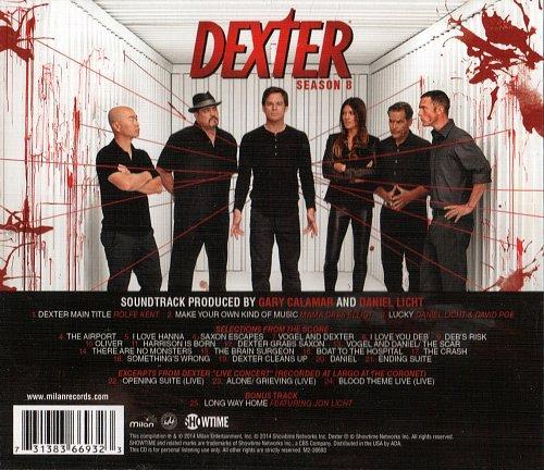 Daniel Licht & V.A - Dexter (2007-2014)