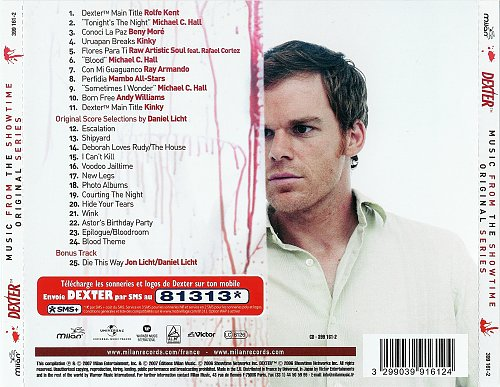 Daniel Licht & Various Artists - Dexter (2007)
