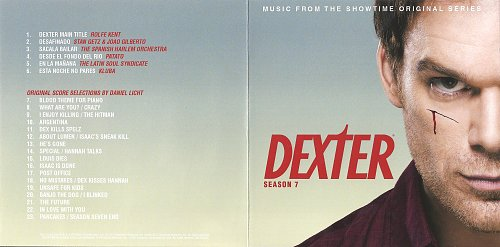 Daniel Licht & Various Artists - Dexter (2013)