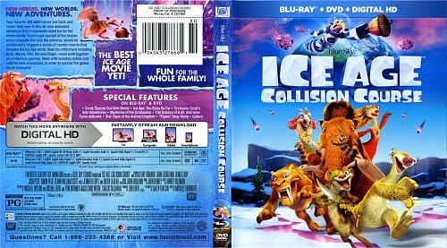 Ледниковый период: Столкновение неизбежно / Ice Age Collision Course (2016)