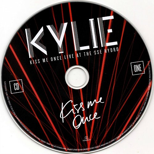 Kylie Minogue-Kiss Me Once Live At The SSE Hydro