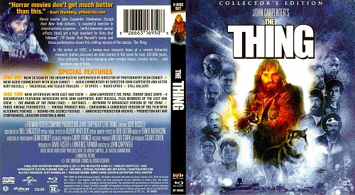 Нечто - The Thing 1982