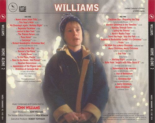 John Williams - Home Alone 2: Lost In New York (2002)