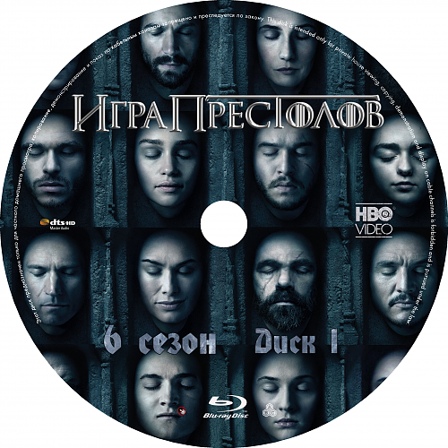 Игра Престолов / Game of Thrones (2011-...)