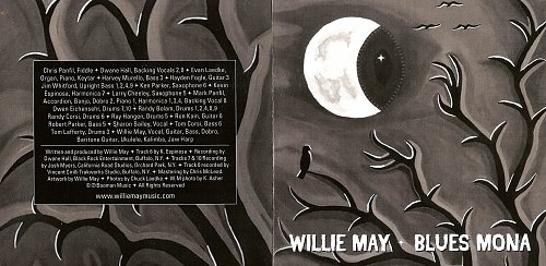 Willie May - Blues Mona (2015)