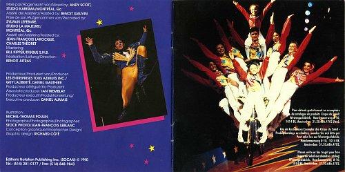Cirque Du Soleil - Cirque Du Soleil (1990)