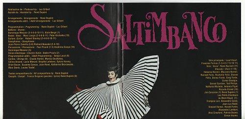 Cirque Du Soleil - Saltimbanco (1992)
