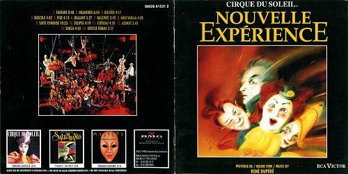 Cirque Du Soleil - Nouvelle Experience (1990)