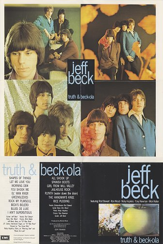 Jeff Beck - Truth & Beck-Ola (1968-1969)