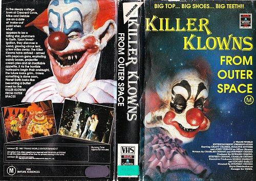 Killer Klowns from Outer Space / Клоуны-убийцы из космоса (1988)