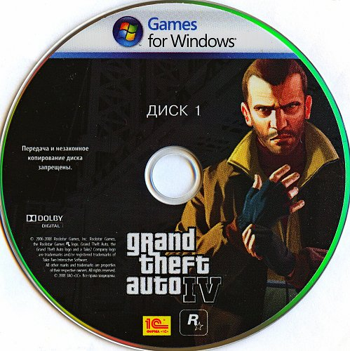 Grand Theft Auto IV (2008)[1C]