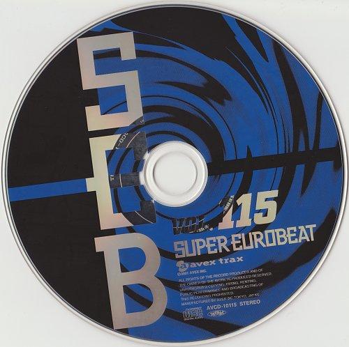 Super Eurobeat Vol. 115 (2001)