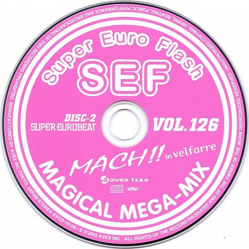 V.A. - Super Eurobeat Vol. 126 (2002)
