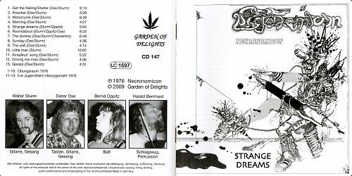 Necronomicon - Strange Dreams (1976)