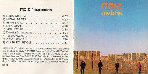 Itoiz - Espaloian (1985)