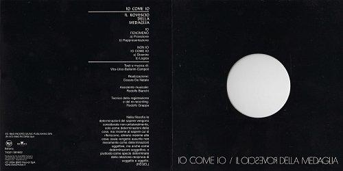 Rovescio Della Medaglia Il - IO Come IO (1972)