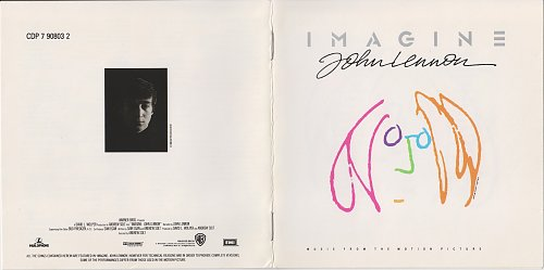 John Lennon - Imagine. Music From The Motion Picture (1988)