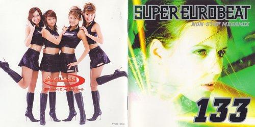 V.A. - Super Eurobeat Vol. 133 - Non-Stop Megamix (2002)