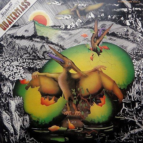 Quatermass - Quatermass (1970) [Released 1976]  Japan