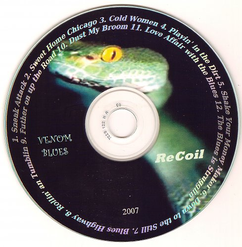 Venom Blues - ReCoil (2007)