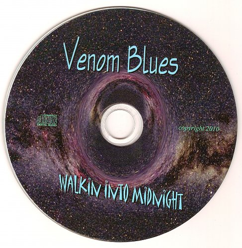 Venom Blues - Walkin into Midnight (2010)