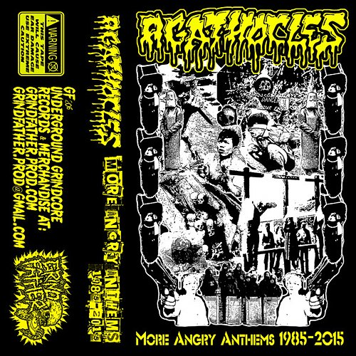 Agathocles - More Angry Anthems 1985-2015 (2015 Grindfather Productions, UK)