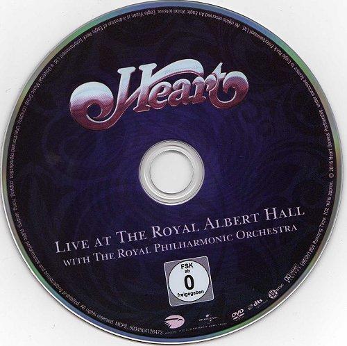 Heart - Live At The Royal Albert Hall (2016)