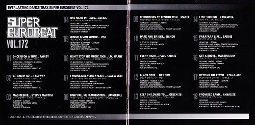 V.A. - Super Eurobeat Vol. 172 (2006)