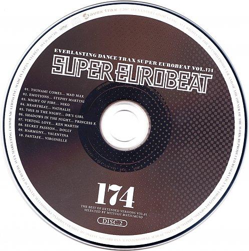 V.A. - Super Eurobeat Vol. 174 (2007)