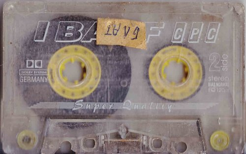 Аудиокассета BASF CPC Super Quality