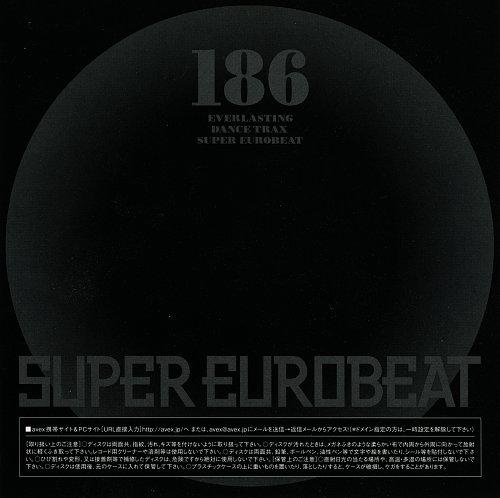 Super Eurobeat Vol. 186 (2008)