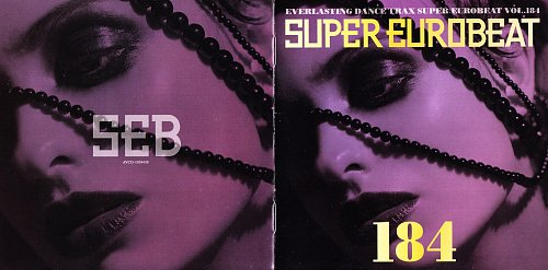 V.A. - Super Eurobeat Vol. 184 (2008)
