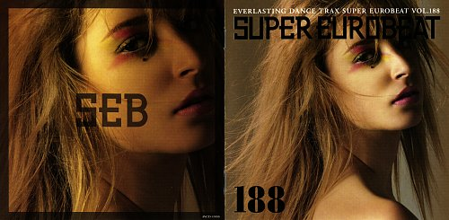 V.A. - Super Eurobeat Vol. 188 (2008)