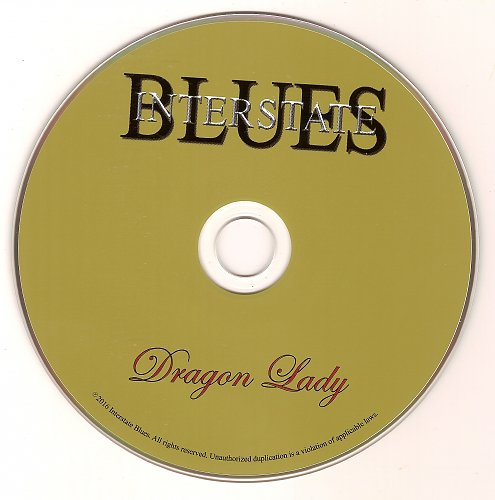 Interstate Blues - Dragon Lady (2016)