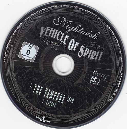 Nightwish - Vehicle Of Spirit (2016)