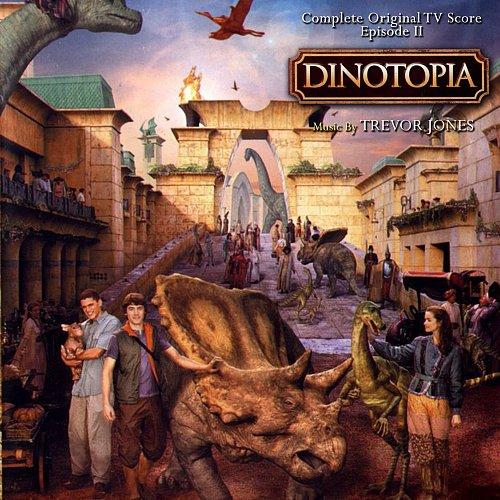 Trevor Jones - Dinotopia (2002)
