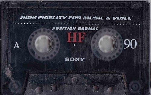 Аудиокассета SONY HF 90