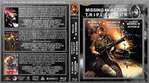 Без вести пропавшие / Missing in Action (1984-1988)