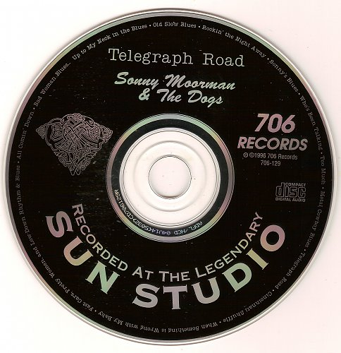 Sonny Moorman & the Dogs - Telegraph Road (1996)
