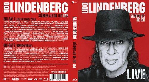 Udo Lindenberg - Stärker Als Die Zeit: Live (2016)