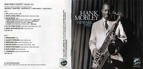 Hank Mobley - Newark 1953 (2012)