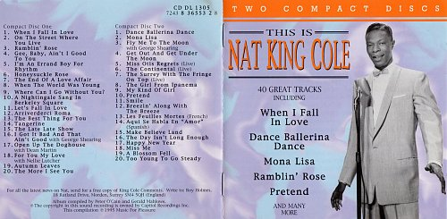 Nat King Cole - This Is Nat King Cole (1995)